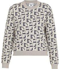 kenzo blend cotton sweater