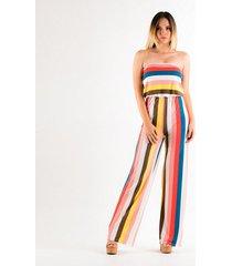 enterizos multicolores derek 817983