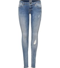jeans onlcoral super low