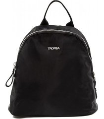 mochila negra tropea brunella