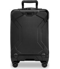 briggs & riley torq 22-inch domestic wheeled carry-on - black