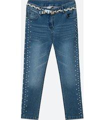 coccodrillo - jeansy dziecięce 128-146 cm