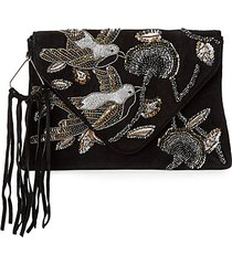 carina embellished envelope clutch