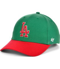 '47 brand los angeles dodgers fashion mvp cap