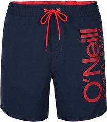 o'neill zwembroek men original cali shorts ink blue