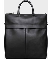 sandqvist andreas leather tote bag sqa1117