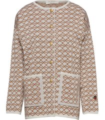 rédené' jacket gebreide trui cardigan beige busnel