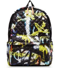 mz wallace metro backpack - black