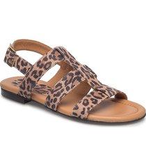sandals shoes summer shoes flat sandals brun billi bi
