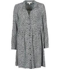 lange jurk esprit robe print