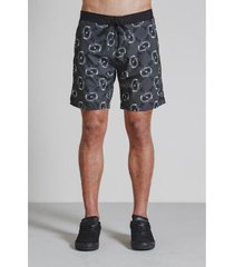 bermuda armadillo boardshort currents masculina