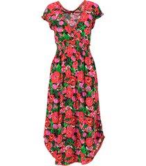 blutsgeschwister jurk fuchsia sunfields