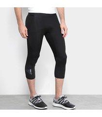 calça legging adidas alphaskin sport 3/4 masculina