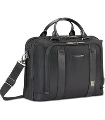 travelpro crew executive choice usb pilot briefcase
