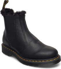 2976 fl black ambassador stövletter chelsea boot svart dr. martens