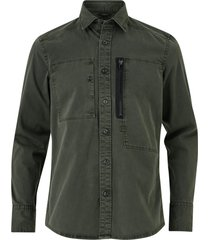 skjorta powel slim shirt l/s