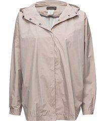 cape outerwear rainwear rain coats beige rosemunde
