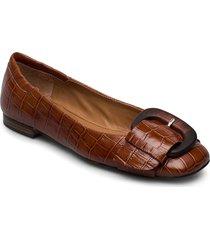 shoes 4533 ballerinaskor ballerinas brun billi bi