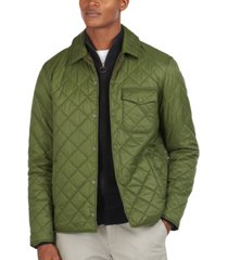 barbour men's tember quilted jacket