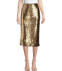 casey sequin pencil skirt