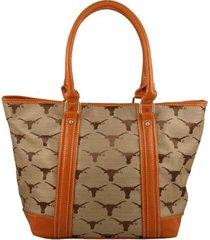 texas longhorns licensed the international handbag