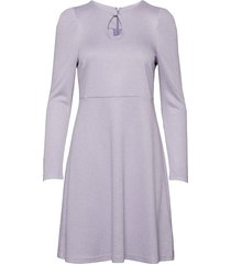 heidi korte jurk paars jumperfabriken