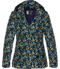 giacca trapuntata a fiori (blu) - bpc selection