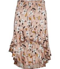 dartfish knälång kjol rosa munthe