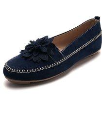 baleta para dama tellenzi p10 azul