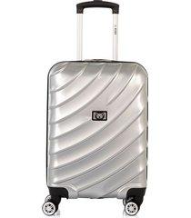 maleta de viaje rígida con diseño en relieve para niño 08278