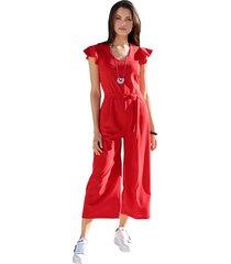 jumpsuit amy vermont rood