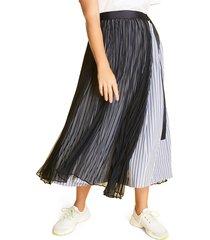 plus size women's marina rinaldi cuore skirt