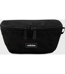 canguro negro adidas performance taulored for her malla