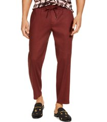 inc men's cropped drawstring pants, created for macy's