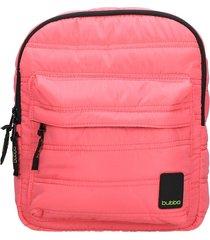 mochila rosa bubba chic