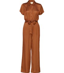 millie jumpsuit jumpsuit brun lollys laundry