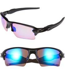 oakley flak 2.0 xl 59mm sunglasses in black at nordstrom