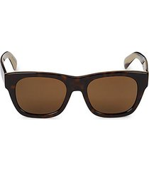 keenan 54mm square sunglasses