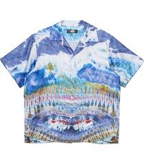 amiri tie dye shirt
