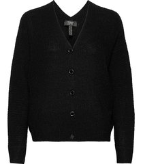 sweaters cardigan gebreide trui cardigan zwart esprit collection