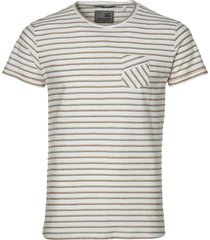 no excess t-shirt modern fit rood