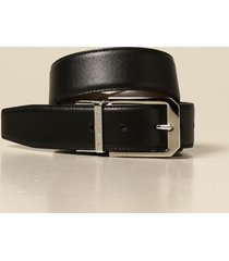 ermenegildo zegna belt ermenegildo zegna belt in reversible leather