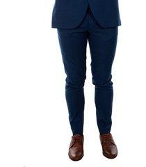 pantalon jack & jones 12141112 jprsolaris trouser noos medieval blue