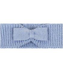 little bear light blue headband for babygirl