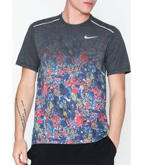 nike m nk rise 365 wr pr ss top tränings t-shirts multicolor