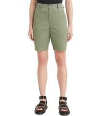 levi's bermuda utility shorts