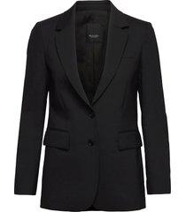 1101 new - ginette blazers business blazers svart sand
