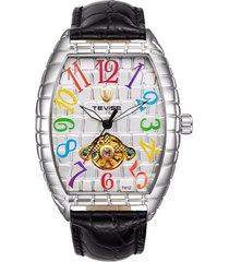 reloj de los hombres reloj de cocodrilo reloj luminoso-