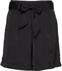 shorts shorts flowy shorts/casual shorts svart rosemunde