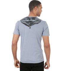 mens back goggle t-shirt